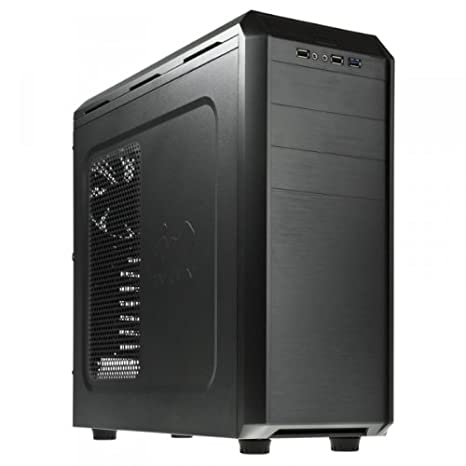 IN WIN G7 Midi-Tower Boîtier PC Gris