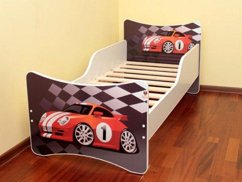 BEST FOR KIDS LIT POUR ENFANT 90x200 - CARS II