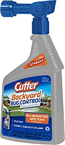 com cutter backyard bug control 32 oz ready to spray hose end insect