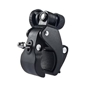 Camera Clamp Roll Bar Seat Post Tripod Mount for Bicycle Motorcycle