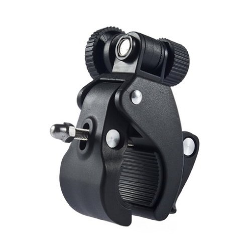Toogoo(R) Bike Bicycle Handlebar Mount Holder For Digital Camera Black New