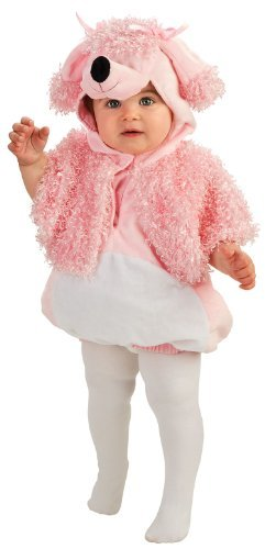 Rubie's Costume Baby Deluxe Poodle Woodle Tunic Costume