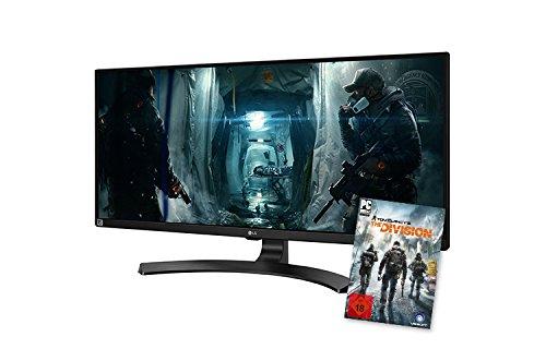 LG-34UM68-P-Computer-Monitor-mit-8636-cm-34-Zoll-Bildschirmdiagonale-mit-integriertem-Lautsprecher-und-MAXXAUDIO-Surround-System-Split-Screen-mit-PIP-On-Screen-Control-AMD-FreeSync-AH-IPS-Panel-Gaming