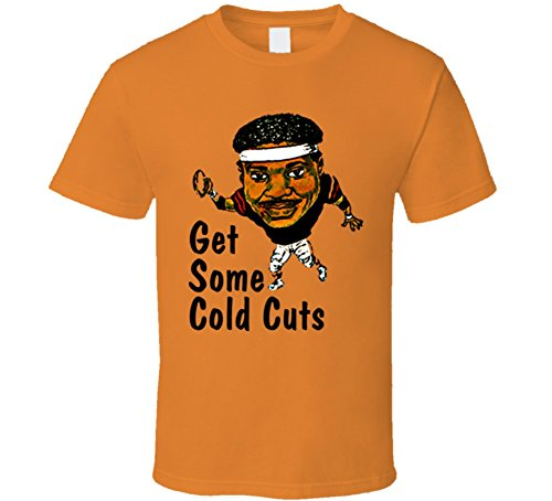 icky-woods-get-some-cold-cuts-geico-commerical-funny-t-shirt-m-orange