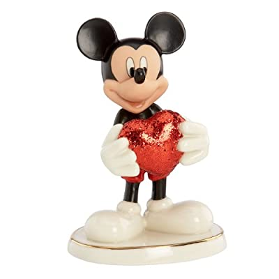 Lenox Love Struck Mickey Figurine