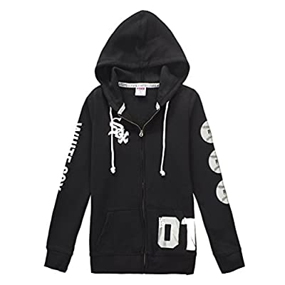 Womens Chicago White Sox Pink Victoria's Secret Hoodie