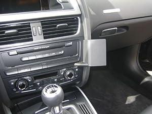 Brodit ProClip Kfz-Halterung für Audi A4 Avant 08-09 (Angled Mount) schwarz