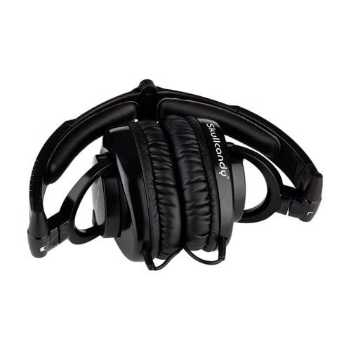 SKULLCANDY SKULLCRUSHERS Black Pinstripeの写真04。おしゃれなヘッドホンをおすすめ-HEADMAN(ヘッドマン)-