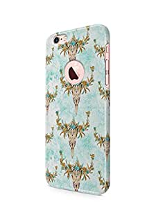 Cover Affair Floral / Flower Printed Back Cover Case for Apple iPhone 6