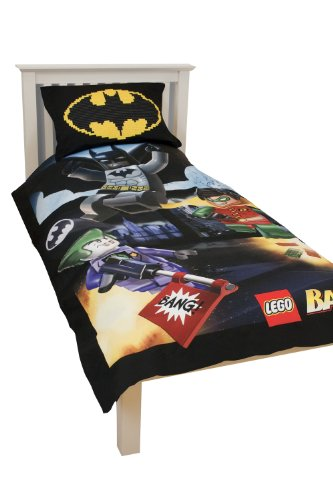 character world lego batman parure de lit 1 personne import grande bretagne suniaraha blogs. Black Bedroom Furniture Sets. Home Design Ideas