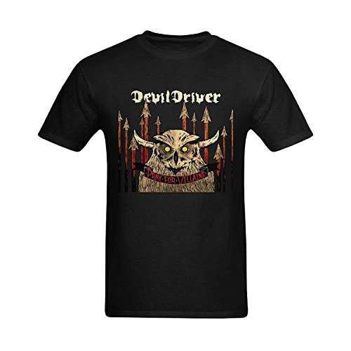 Men's DevilDriver Album T-shirt