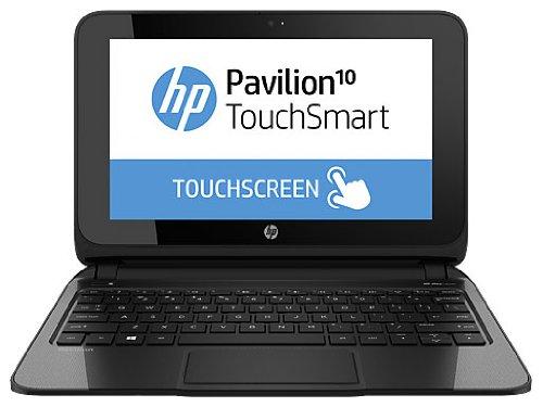 HP F7S00EA Pavilion 10 TouchSmart 10-E002EL Notebook, APU A4-1200 AMD Dual-Core, RAM 2GB, HDD 500GB