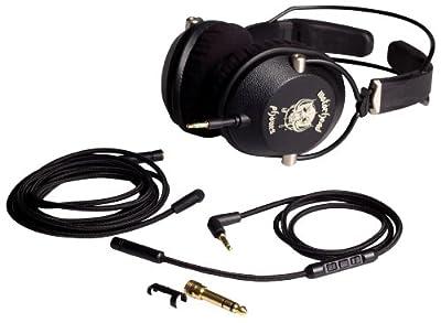 Motörhead Phönes Motörizer Over-Ear Kopfhörer für Rock und Metal
