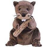 Ty Beanie Babies - Lumberjack the Beaver