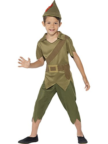 Robin Hood Costume - Medium Age 7-9