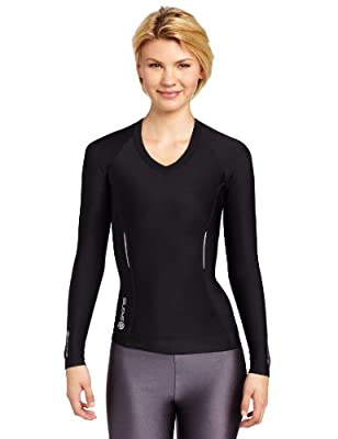 Skins A200 Long Sleeve Women's Compression Top by Skins