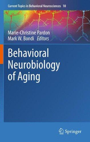 Behavioral Neurobiology of Aging (Current Topics in Behavioral Neurosciences)