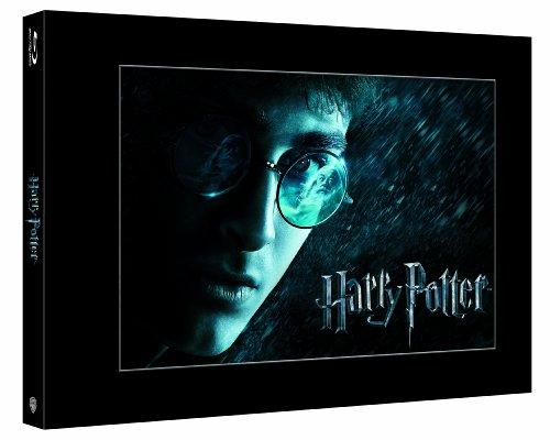 Harry Potter 1 - 6 Album (7 Discs inkl. Platzhalter für HP 7.1 und 7.2) [Blu-ray] [Collector's Edition]