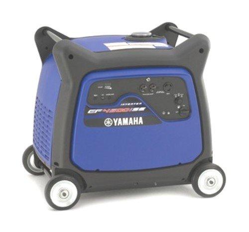 Yamaha ef4500ise 4000 watt electric start inverter for Yamaha ef 3000 ise inverter