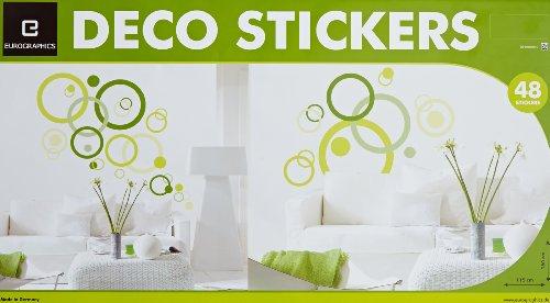 eurographics deco sticker wandtattoo ds dmo1035 vp bubbles 50x70. Black Bedroom Furniture Sets. Home Design Ideas