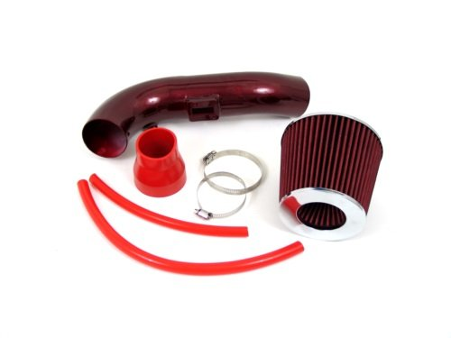 06-09 Ford Fusion 3.0L V6 Red Short Ram Air Intake