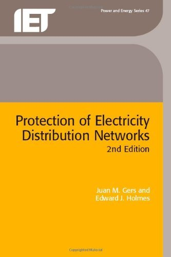 Protection of Electricity Distribution Networks, 2nd Edition (IEE Power and Energy Series)