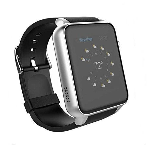 2016 New Arrival Luxury Silver Color GT88 Smart Watch