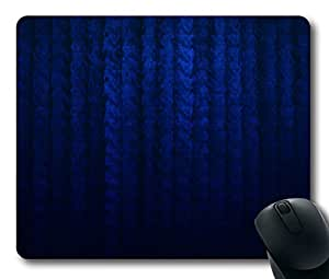 Amazon.com : Custom Great Mouse Pad with Texture Blue Stripes Dark Non