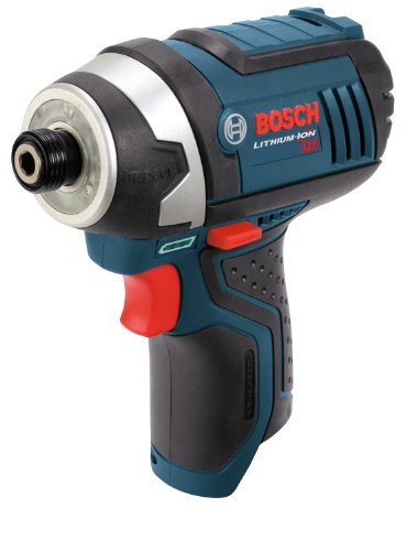 Bosch Bare-Tool PS41BN 12-Volt Max Lithium-Ion 1/4-Inch Hex Impact Driver  with Exact-Fit L-BOXX Tool Insert Tray (Bosch Ps41 compare prices)