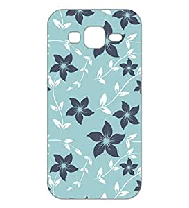 Happoz Samsung Galaxy J7 (J710) (2016) Cases Back Cover Mobile Pouches Patterns Floral Flowers Premium Printed Designer Cartoon Girl 3D Funky Shell Hard Plastic Graphic Armour Fancy Slim Graffiti Imported Cute Colurful Stylish Boys Z049