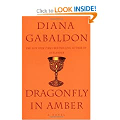 Dragonfly in Amber (Outlander, Book 2) by Diana Gabaldon
