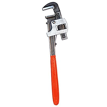 MG-173 Stillson Type Half Painted Pipe Wrench (10 Inch)