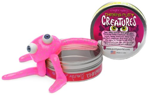 Crazy Aaron's Putty World Creature Putty - 1