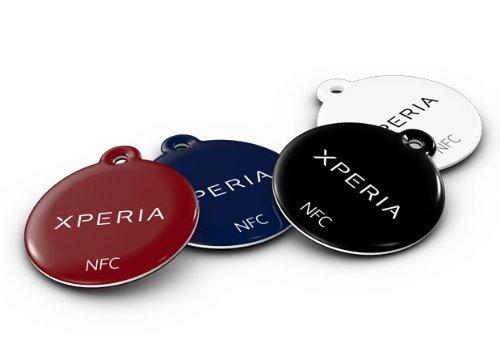 【ユーテックス21】 【全国送料無料】SONY Xperia Smart Tags 4色セット ソニー NFC スマート タグ バルク品【海外正規メーカー製品】【並行輸入品】【品質保証、安心して購入いただけます】