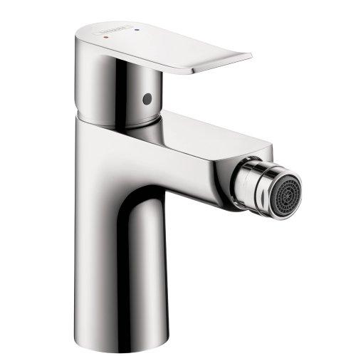 Hansgrohe 31280001 Metris Single-Hole Bidet Faucet, Chrome (Single Hole Bidet Faucet compare prices)
