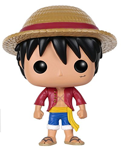 Funko - Figurine One Piece - Luffy Pop 10Cm