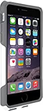 OtterBox COMMUTER iPhone 6/6s Case - Frustration-Free Packaging - GLACIER (WHITE/GUNMETAL GREY)