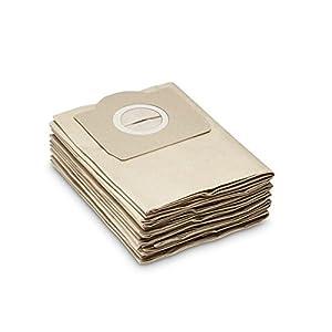 Kärcher 6.959-130 Sachet filtre papier pour aspirateurs eau et poussières (paquet de 5)
