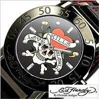 エドハーディー腕時計[Ed Hardy]( Ed Hardy 腕時計 エドハーディー 時計 )HUGO/メンズ/レディース/男女兼用時計/EDHARDY-HU-LK