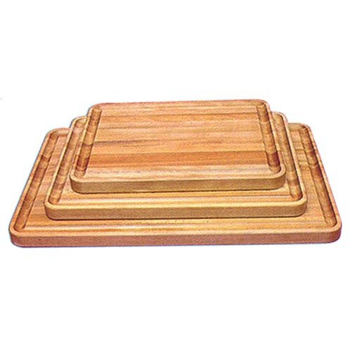 Catskill Professional Cutting Board with Juice Groove, Wood, Large (30L x 20W Inches)