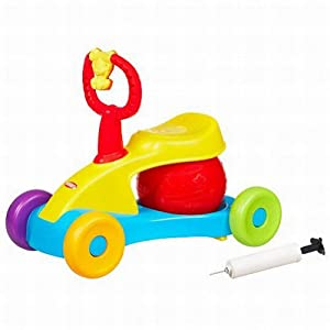 Playskool Poppin' Park Bounce And Ride