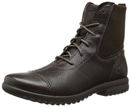 Bogs Women's Alexandria Lace Waterproof Leather Boot, Chocolate,5.5 M US (Bogs Boot Liner compare prices)