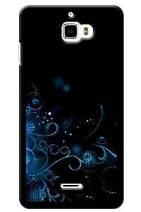 IndiaRangDe Designer Mobile Back Cover for Coolpad Dazen 1 4G 8297W