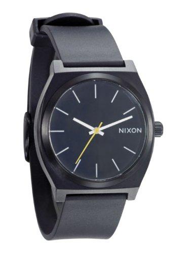 NIXON (ニクソン) 腕時計 THE TIME TELLER P BLACK NA119000-00 ユニセックス [正規輸入品]