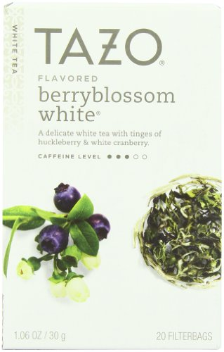 White Tea-Berry Blossom - 20 - Bag