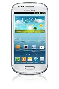 Samsung Galaxy S III mini GT-I8190 Smartphone Android 4.1 GSM/HSPA+ Bluetooth Wifi Blanc Céramique