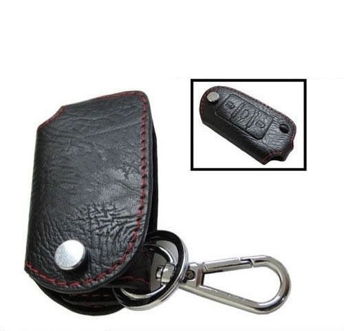 ijdmtoy-genuine-leather-remote-smart-key-fob-case-holder-cover-for-volkswagen-golf-gti-jetta-eos-etc