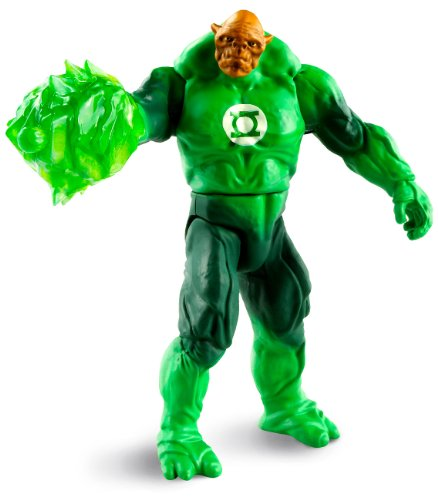 Green Lantern Movie Action Figure GL 03 Kilowog