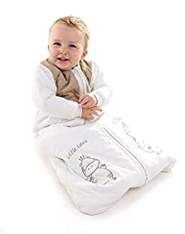 Winter Baby Sleeping Bag Long Sleeves 3.5 Tog - Cartoon Animal - 6-18 Months/35inch