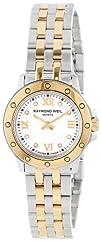 Raymond Weil Womens 5799-STP-00995 White Diamond Swiss Quartz